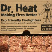 Dr Heat Eco Friendly Firelighters