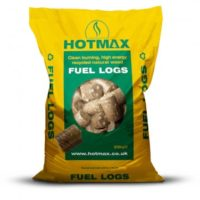 Hotmax 20kg Bag Wood Briquettes