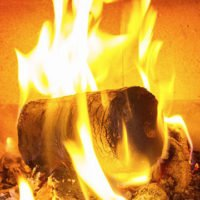Pure Wood Briquettes burn extremely efficiently and generate a lot of heat.