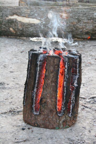 Swedish candle
