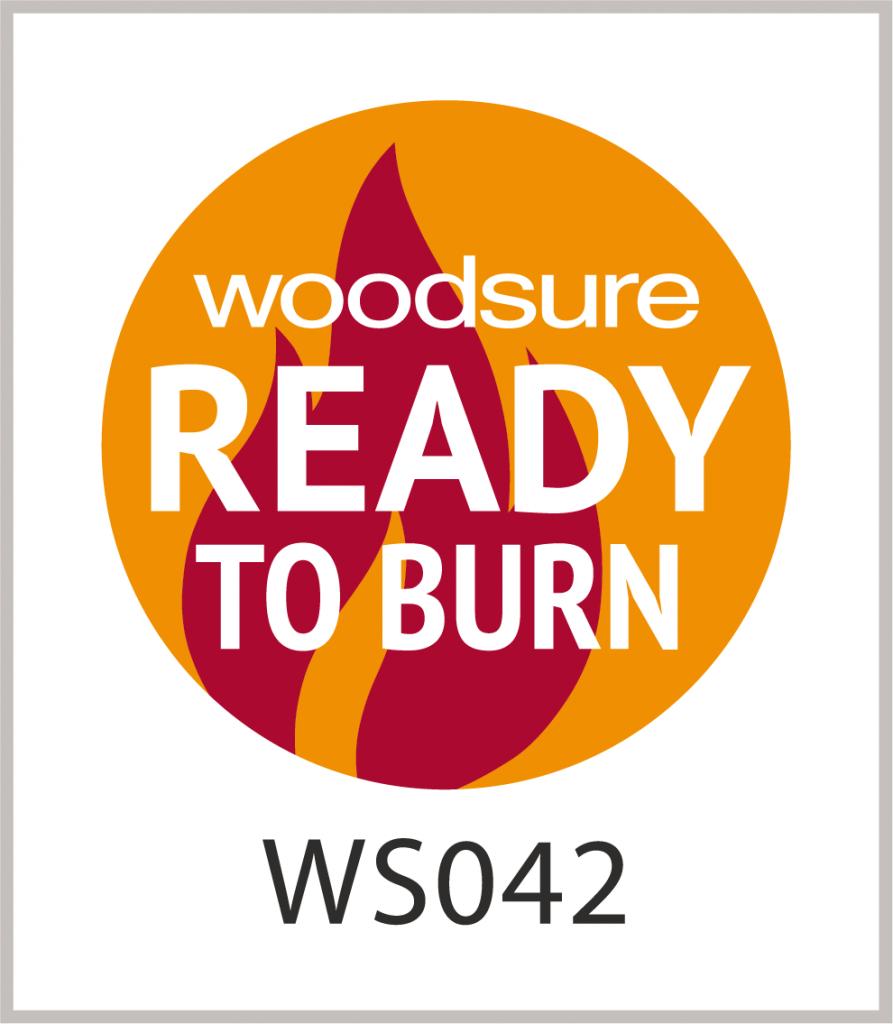 Woodsure Ready To Burn - Kiln-dried logs
